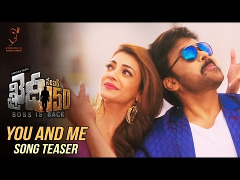 Khaidi-No-150-Movie-You-And-Me-Song-Teaser