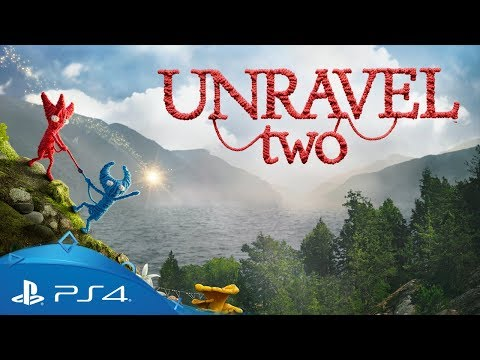 Unravel Two | E3 2018-trailer | PS4