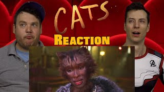 Cats - Trailer Reaction / Review / Rating