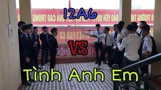 Tình Anh Em ( MV Kỉ Yếu 12A6 K49 ) ( Video 4K )Cu Linh