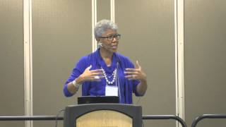 '2015 Michael Tilford Conference - Dr. Brenda J. Allen (2pm session)