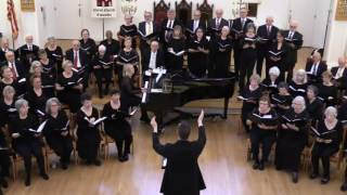 Maryland Encore Chorales Concert, Columbia, MD May 6, 2017