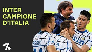 È SCUDETTO: ecco come l'Inter di Conte ha SPEZZATO lo strapotere della Juventus!