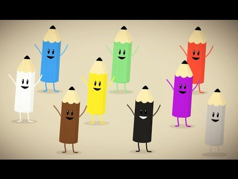 The Color Song: A Funny Song