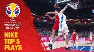 Nike Top 5 Plays | Final w/ Hernangomez, Dellavedova & More! | FIBA Basketball World Cup 2019