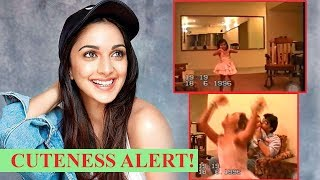 Actress Kiara Advani's childhood video will drive away you..