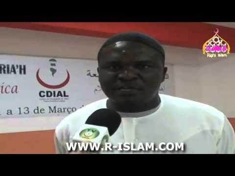 Entrevista com Sheikh Juma Momad