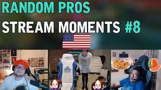 Random Pros Stream Moments #8 - JUST NA THINGS!