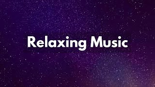 ⭐️12 HOURS NIGHT SKY with RELAXING MUSIC ⭐- For relaxation & sleeping
