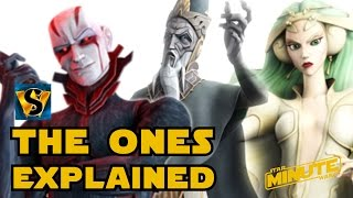 The Force Wielders Explained Featuring Stupendous Wave - Star Wars Minute