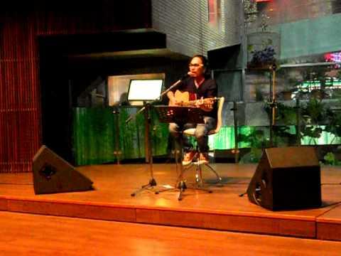 20121109 阿飛老師演唱曲 這一次我絕不放手