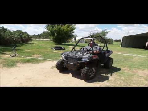 2015 Polaris 570 Ace utility vehicle for sale | no-reserve Internet auction September 14, 2016