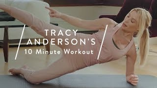 Tracy Anderson's 10 Minute Workout | goop