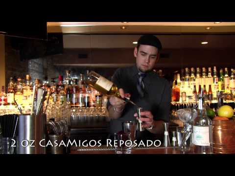 The Shape Shifter Cocktail featuring Casamigos Tequila