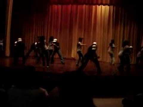 Baile de Rock & Roll y Hip Hop de 8vo LOYOLA!