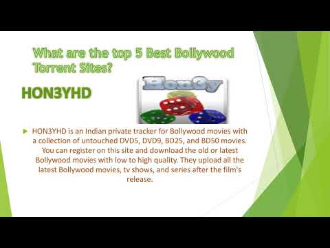 Best Bollywood Torrent Sites