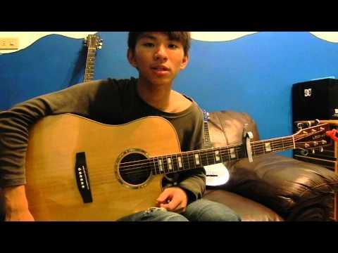 林正-我不是他 吉他指法教學