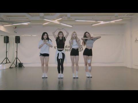 LOOΠΔ / yyxy (이달의 소녀 yyxy) - love4eva Dance Practice (Mirrored)