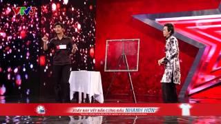 [Vietnam's got talent] Hoài Linh bị đọc suy nghĩ - Trần Anh Đức
