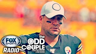 Chris Broussard & Rob Parker - It's Time For Steelers to Move on From Ben Roethlisberger