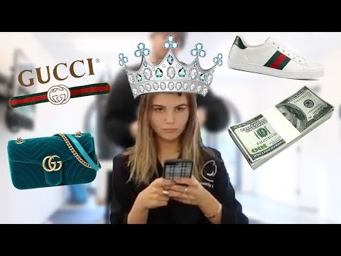 Olivia Jade Being A Rich Brat For 6 minutes Straight
