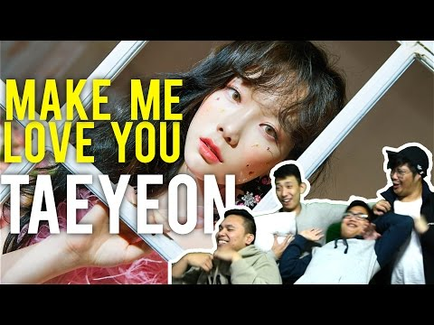 greatest TAEYEON reaction you'll ever see (no clickbait) #taebaealltheway