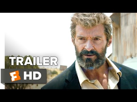 Logan Official Trailer 1 (2017)