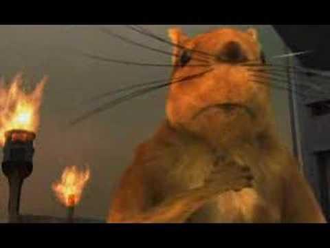 Pikku-Orava : Taivas lyö tulta