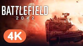 Battlefield 2042 - Official Gameplay Trailer (4K)   E3 2021