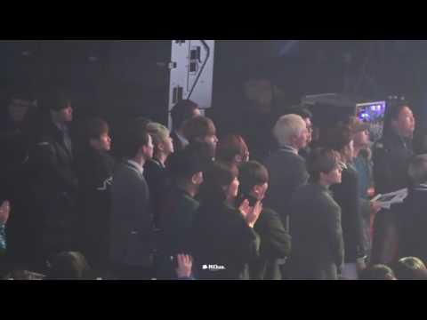 Seventeen Reaction to BIGBANG Gaon Chart Awards 2016 (BaeBae And Bang3x)