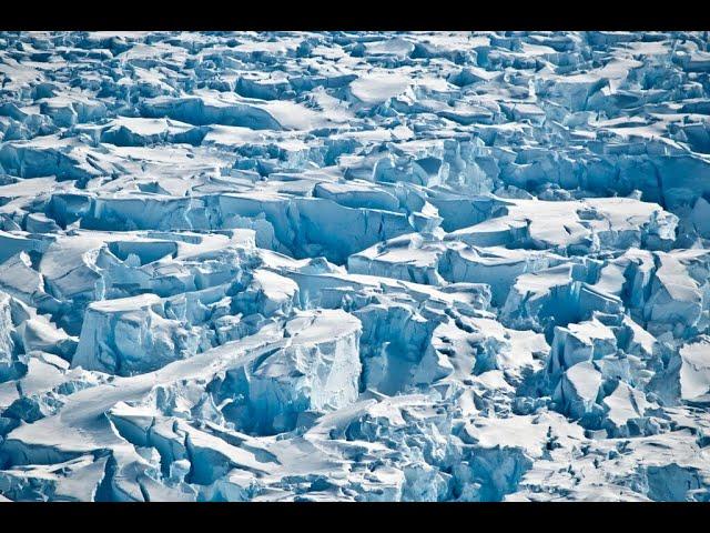南極兩大冰川之一 「松島」冰川加速崩解