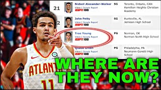 What Happened To Every Player Ranked Above Trae Young In High School?