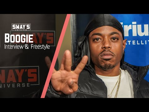 "Shady Records Artist Boogie Talks New Album and Spits Over Kendrick Lamar's ""Sing About Me"