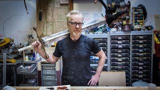 Adam Savage's One Day Builds: Hellboy Sword!