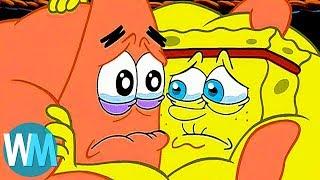 Top 10 SpongeBob Squarepants Moments