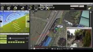 機能テスト 自動操縦装置 by kaiyuryozin on YouTube
