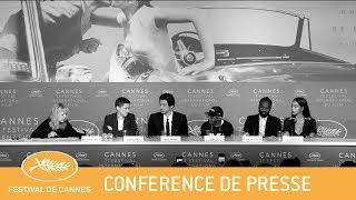 BLACKKKLANSMAN - Cannes 2018 - Conférence de Presse - VF