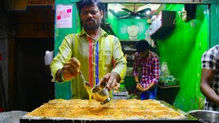 The ULTIMATE South Indian Street Food tour in CHENNAI   Huge Chettinad banana leaf meal