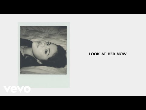 Selena Gomez - Look At Her Now (Official Lyrics)