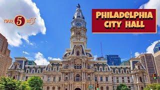 PHILADELPHIA CITY HALL Drone Video