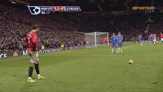 Cristiano Ronaldo Goals That Made Commentators CRAZY (Manchester United)