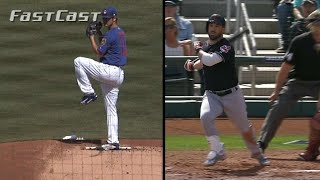 MLB.com FastCast: Darvish makes Cubs debut - 3/6/18