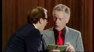 Rolf und Hans spielen Post