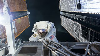 Spacewalk to Prepare the International Space Station for Solar Array Upgrades