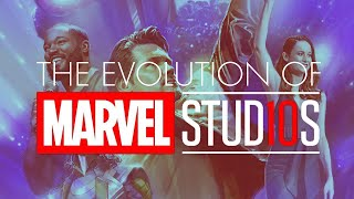 The Evolution of Marvel Studios