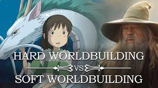 Hard Worldbuilding vs. Soft Worldbuilding | A Study of Studio Ghibli