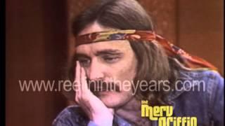 Dennis Hopper Interview- Easy Rider/The Last Movie (Merv Griffin Show 1971)
