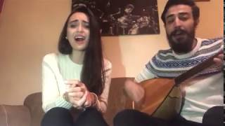 Ari jan & Faia Younan ||  جيرانة هالله هالله  || || آري جان &  فايا يونان