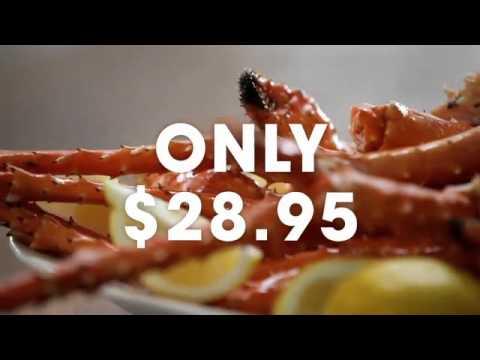 Kickapoo Lucky Eagle Casino Seafood Feast