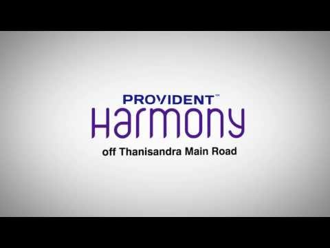 Provident Harmony | North Bangalore, Ready to Move-in Apartments in Thanisandra